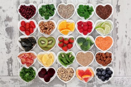 Diet-detox-super-food-selection